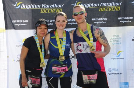 BrightonMarathonFinish